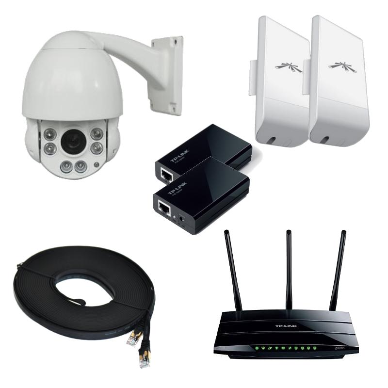 Long Range IP Calving Camera System